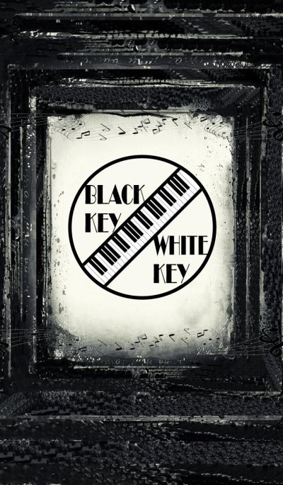 PUABI 'B (Black key =/= White key)