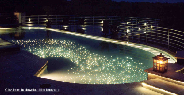 Lighting Options For Your Swimming Pool America S