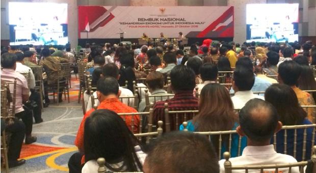 Kemandirian Ekonomi Untuk Indonesia Maju