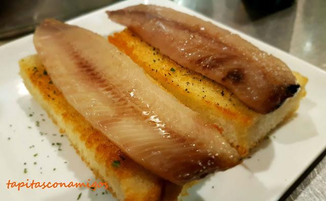 Lomo de sardina en aceite