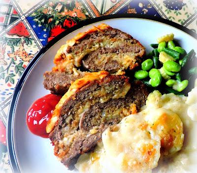 Stuffed Meatloaf