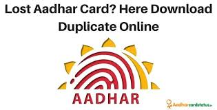 Lost your Aadhaar card? Here's how you can get it reprinted