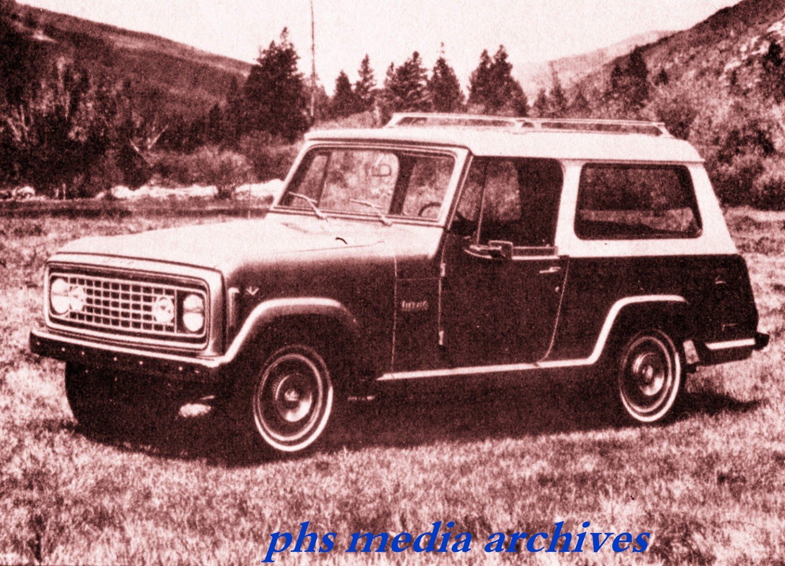 Phscollectorcarworld June 2017 Toyota 22r Carburetor Diagram Ponycars Amc Added Their Own Special Styling To Jeepster And Called It Commando In 1972 Powered By Engines Now The Vehicle Looked Like An Ugy Copy Of
