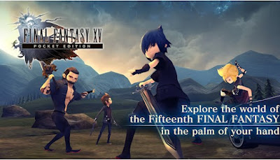 FINAL FANTASY XV POCKET EDITION Mod Apk + Data Download