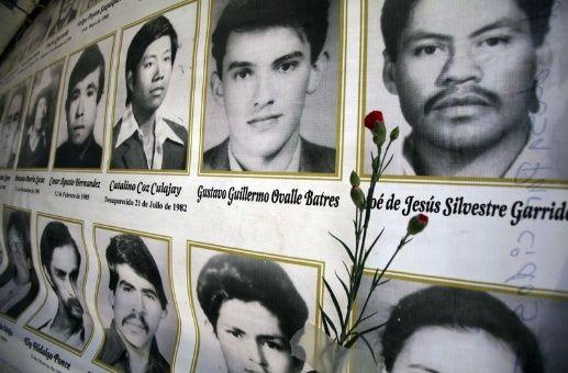 Israel puso también sus armas en genocidio en Guatemala