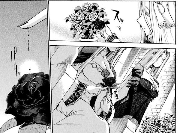 murcielago, tom 4, recenzja mangi, Yoshimura Kana, waneko