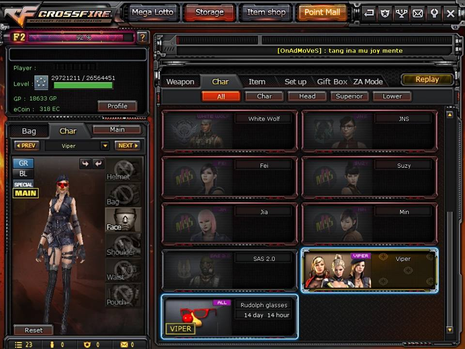 New Crossfire Ph 2 0 Ph Viper Characters Hack And Ecoin Cheats 99999999999 Barret M82a1 Obsidian Beast Exe 2016 Hot Shot Gamers
