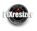 Resize photos with pixresizer