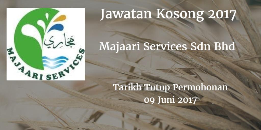 Jawatan Kosong MSSB 09 Juni 2017