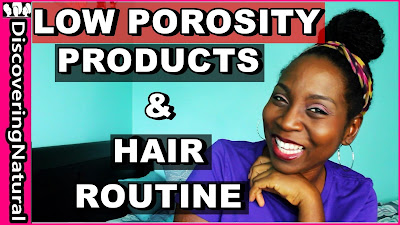 How to Care for Low Porosity Natural Hair | African Naturalistas