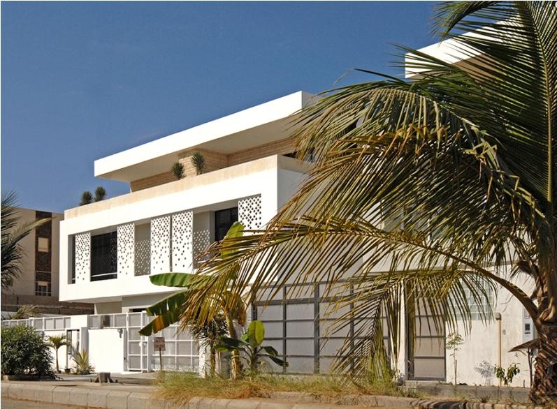 4 Casas en Jeddah - Dom arquitectura