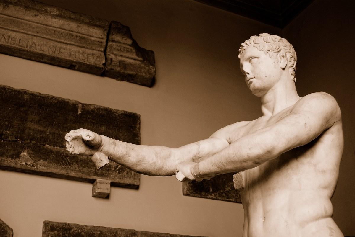 Apoxyomène Vatican