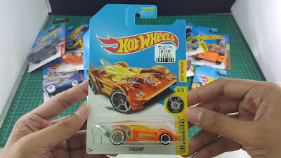 Hot Wheels Treasure Hunt Tooligan