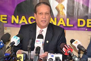 Reinaldo Pared Pérez niega dirigentes del PLD votaran por David Collado