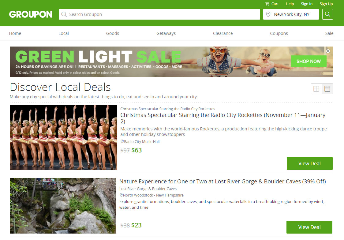 Find and Save: Groupon Things To Do - Nheng\'s Wonderland