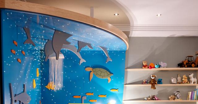 Dormitorios infantiles tem ticos bajo el - Dormitorios infantiles tematicos ...
