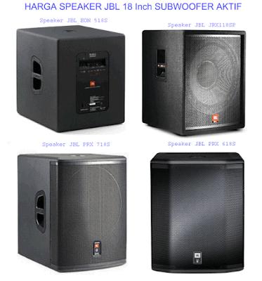 harga-speaker-JBL-18-inch-subwoofer-aktif