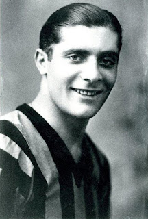 Giuseppe Meazza of Internazionale was one of Pozzo's key players
