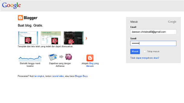 Bagaimana Cara Membuat Website Di Google Dengan Mudah