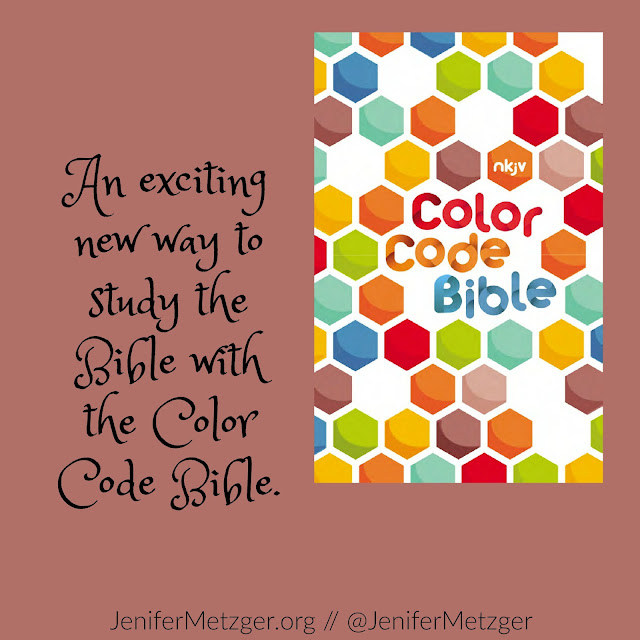 Review and giveaway for the Color Code Bible. #tommymommy #colorcodeBible #childrensBible