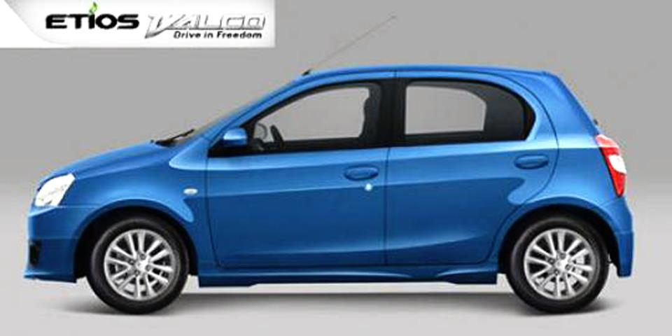 Toyota Etios Valco Ready To Pave This Month