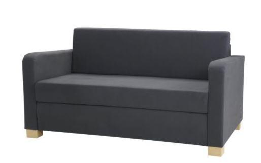 Divano Letto Ikea 129 Euro.Arredo A Modo Mio Solsta Il Divano Piu Economico Targato Ikea