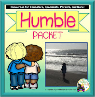 Humble Character Education - Social Skills Teaching Packet