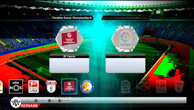 PES 2013 IE Patch v.4.0 + Update 4.1 with Stadium Pack Season 2016/2017