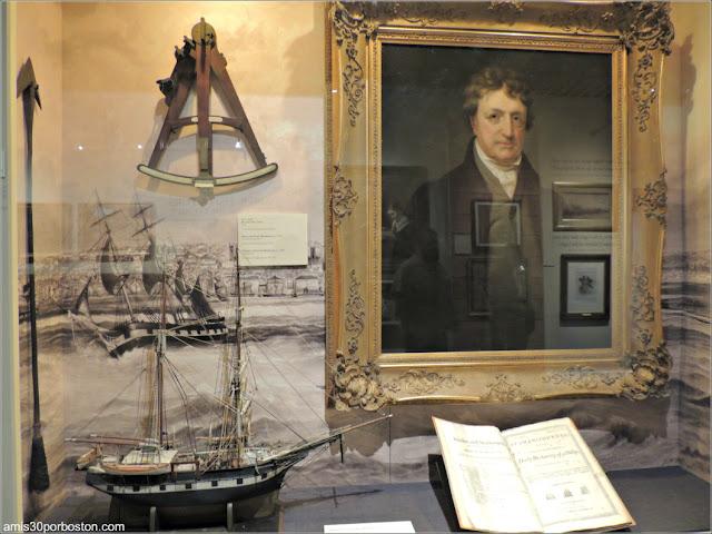 Historia de New Bedford en el Museo de las Ballenas
