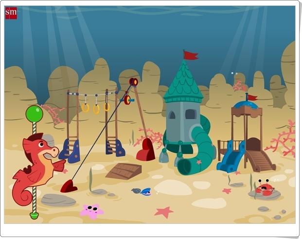 """""""El Parque de las Tic"""" (Juegos Multidisciplinares de Educación Infantil de 5 años)"""
