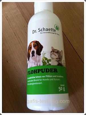 Dr. Schaette Flohpuder