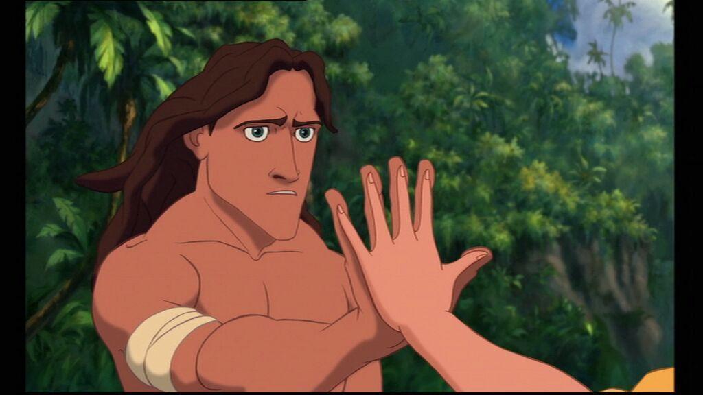 My Year Without Walt Disney Animation Studios 1999 Tarzan