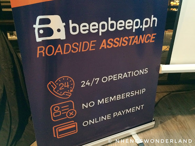 beepbeep.ph - Road Side Assistance