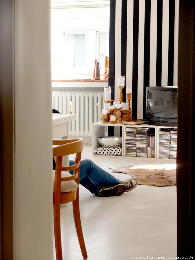 Minza will sommer mit knall in die wohnzeitschrift der Wohn zeitschrift