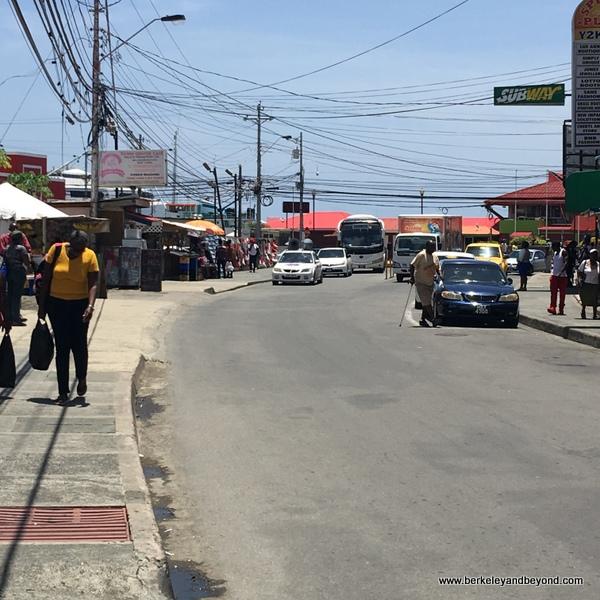 downtown Scarborough, Tobago