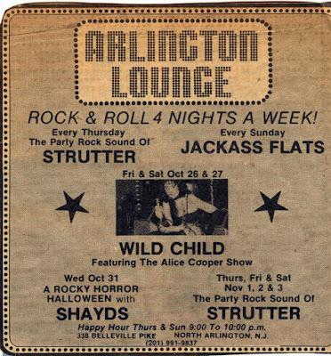 Arlington Lounge