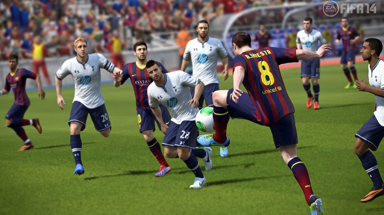 download fifa 14 pc game fully version full compressed fifa 14 full ...