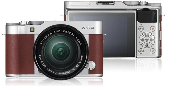 Review Kamera Mirorrless Fujifilm X-A3