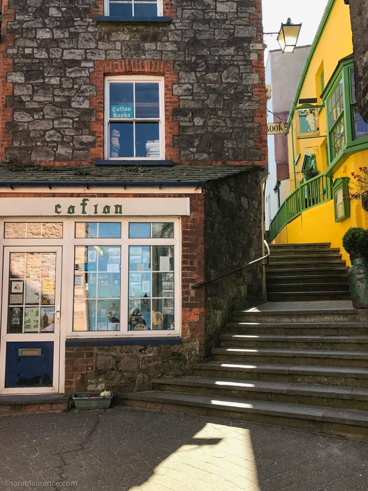 Sarah Laurence: Carew Castle & Coastal Cliffs in