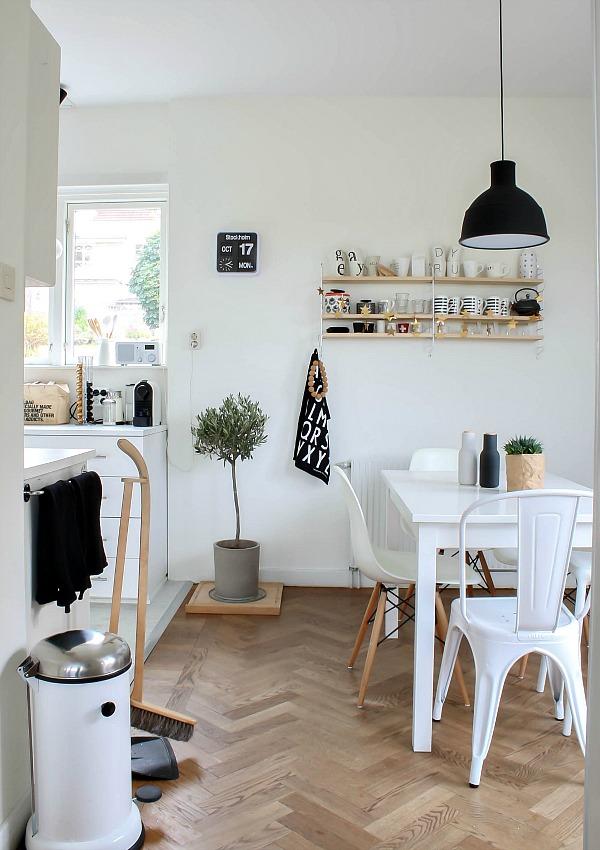 Como ganar espacio en la cocina
