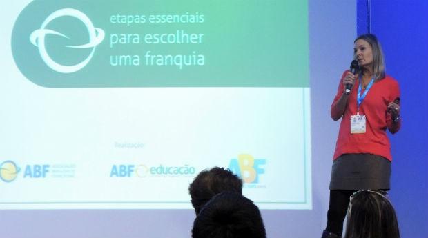 Angelina Stockler, sócia da consultoria de varejo e franquias ba}STOCKLER (Foto: Valdir Ribeiro Jr.)