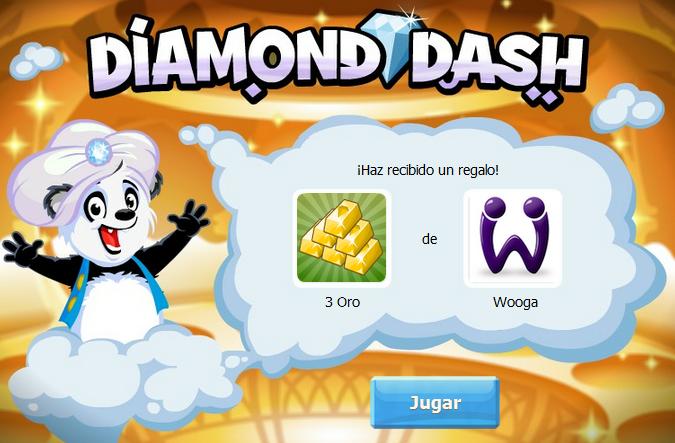 trucos diamond dash