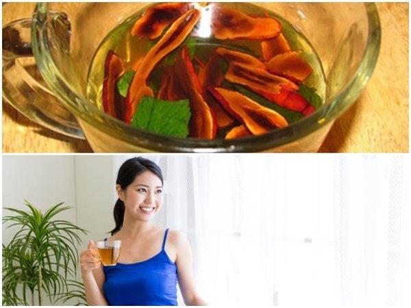 Cách chế biến nấm linh chi đỏ cho phụ nữ sử dụng