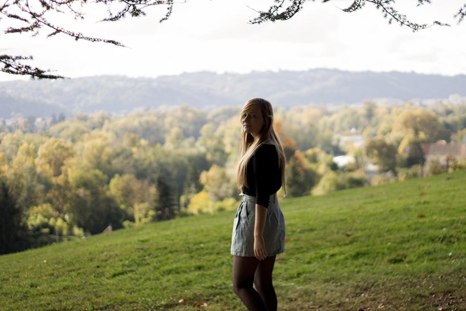 humeurs photographie retouche forêt bizanos pau pyrénées portrait château francville