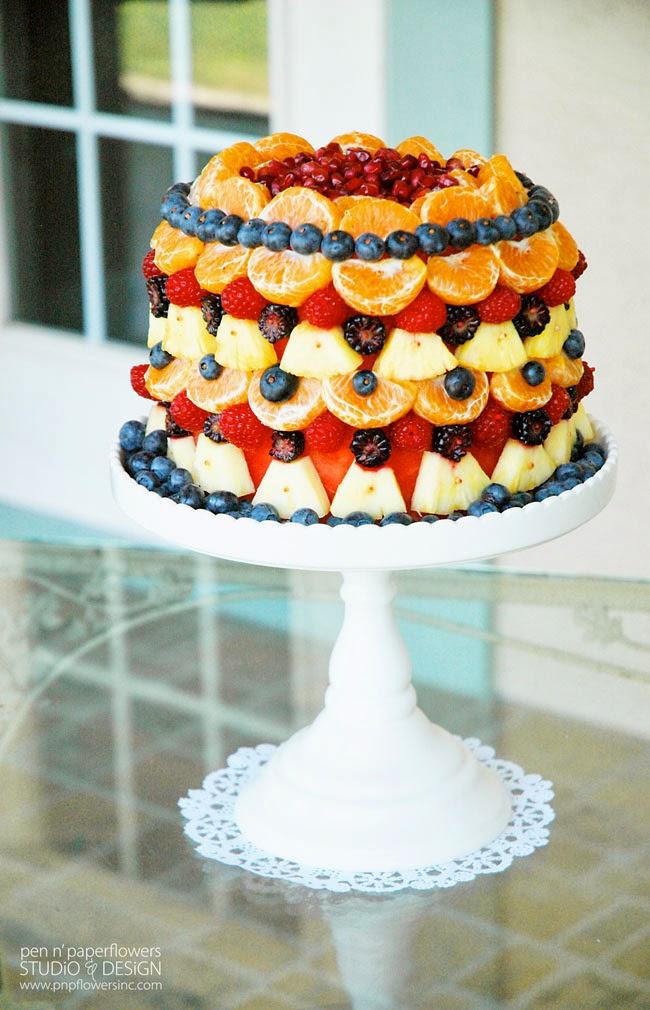 fruits food and cake - photo #31