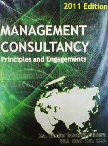 summary of management consultancy chapter 1 by ma elenita cabrera