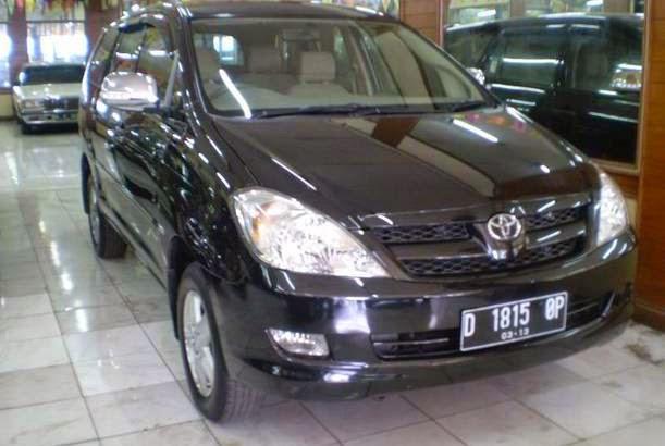 Transportasi Wisata dan Sewa Kendaraan di Bandung - Sewa Mobil Innova