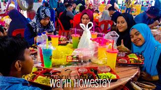 Warih-Homestay-Ayam-Pusing-Bonda-Pilihan-Ramai