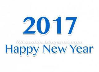 Ucapan Tahun Baru 2017