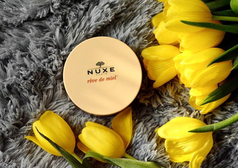 Nuxe Odżywczy Peeling do ciała Rêve de Miel